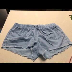 Almost Famous Shorts (Light Blue)